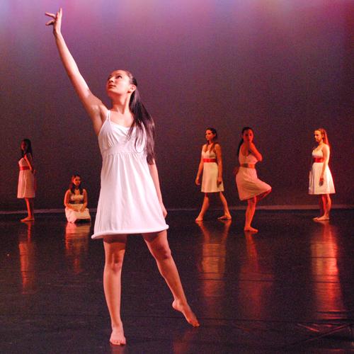 Senior dance thesis concert
