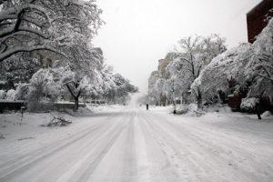 Snowpocalypse, snow