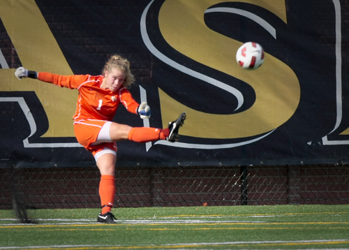 Lindsey Rowe, women's soccer, goalie