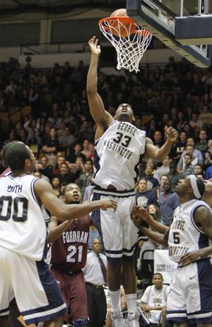 Daymon Warren basketball