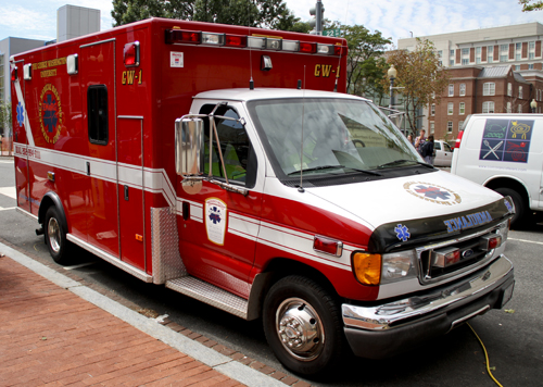 Emerg, Ambulance