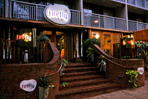 Firefly, near Dupont Circle, also offers $2 mimosas during weekend brunch hours – Saturday and Sunday from 9 a.m. until 2 p.m.
