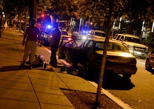 Suspicious vehicle, MPD, car search, car bomb