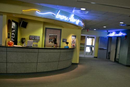 Marvin Center, Hippodrome, 5th floor
