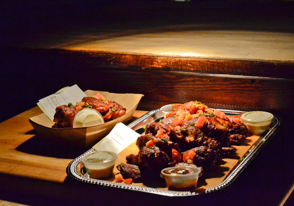 Restaurant review hill country barbecue market the gw for Argents hill country cuisine