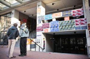 Student Association, SA, postering, marvin center