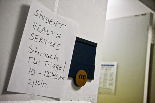 Norovirus, Stomach Flue, Thurston, Sick People