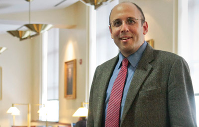 Paul Schiff Berman, vice provost for online learning and academic innovation, will return to the GW Law School full-time faculty in January. Hatchet File Photo