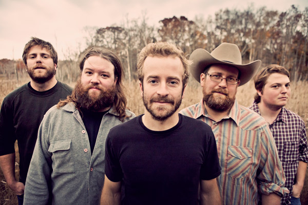 Trampled by Turtles, a folk-meets-blue-grass band, will open a sold out show at the 9:30 Club.