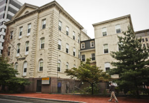 The D.C. Council approved $18 million in renovations to the historic Stevens School on Tuesday. Hatchet File Photo