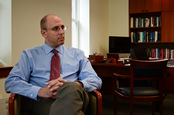 GW Law School Dean Paul Schiff Berman said a smaller first-year class aligned with his goal of creating a more intimate experience for students.