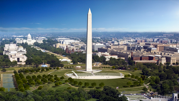 Karolina Kawiaka's winning design, The People's Forum, features an