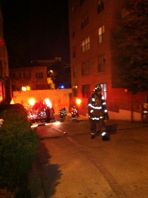 Garbage Chute Fire : Early morning city hall fire started in trash chute the