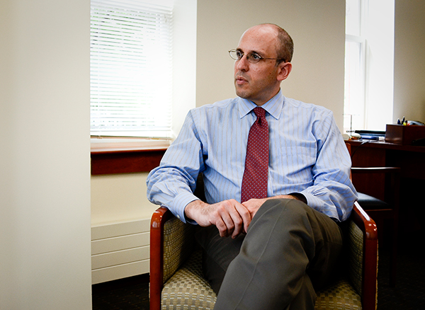 Paul Schiff Berman was at the helm of the law school for just 18 months before he suddenly resigned to accept a post in the provost's office leading online learning.