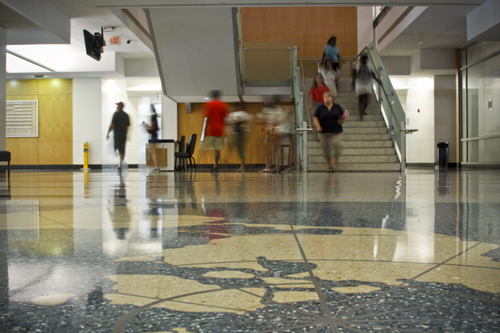 The GW School of Business rose in the latest rankings of graduate programs by U.S. News & World Report. Hatchet File Photo