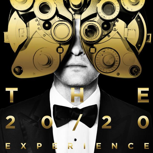 """The 20/20 Experience - 2"" by Justin Timberlake."