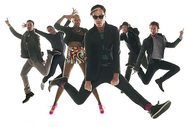 Fitz and the Tantrums will played two sold-out shows at 9:30 Club Oct. 30 and 31. Photo courtesy of BB Gun Press.