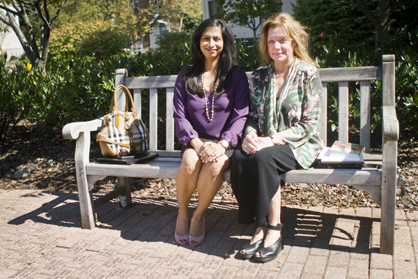 Human and organizational learning professor Shahista Khilji and anthropology and international affairs professor Barbara Mille received a State Department grant to help a Pakistani university revamp its curriculum.