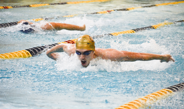 bucknell invitational swim meet 2013