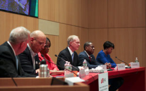 Foggy Bottom representative and mayoral candidate Jack Evans, unlike his competitors, threw few punches at incumbent Vincent Gray's track record during the race's first debate last week. Hatchet File Photo