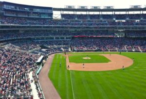 The Lerner family reportedly wants a retractable roof  on Nationals Park. Hatchet File Photo