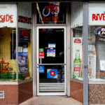 Riverside Liquors is located near the corner of E and 21st streets. Hatchet File Photo