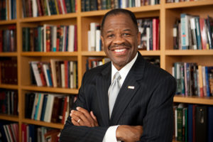 Blake D. Morant will take over the GW Law School in September. Photo courtesy of GW media relations.