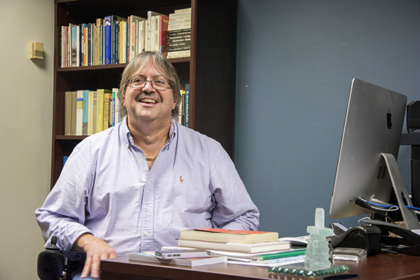 Disabilities studies professor plans course to study