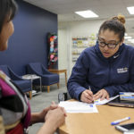 The Center for Career Services advises students searching for jobs and internships. GW was ranked the No. 1 college or university for internships. Hatchet File Photo by Dan Rich | Contributing Photo Editor