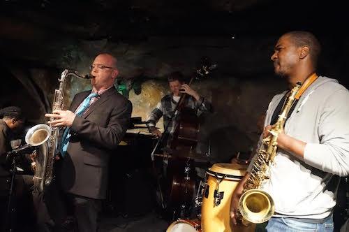 The Bohemian Caverns, a D.C. jazz club, held their final concert on Sunday. Regina Park | Hatchet Staff Photographer.