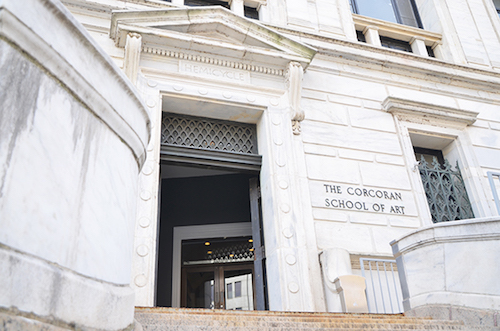 The Corcoran School of the Arts and Design will undergo renovations this summer. Hatchet file photo by Sam Hardgrove | Assistant Photo Editor