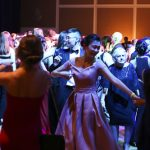 Students could dance, eat and drink in 12 different ballrooms at the Omni Shoreham hotel at GW's inaugural ball Friday night. Keegan Mullen | Hatchet Photographer