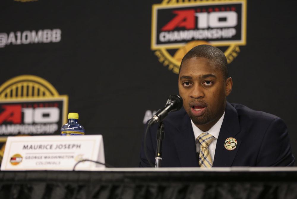 Joseph named head coach of men's basketball program – The ...