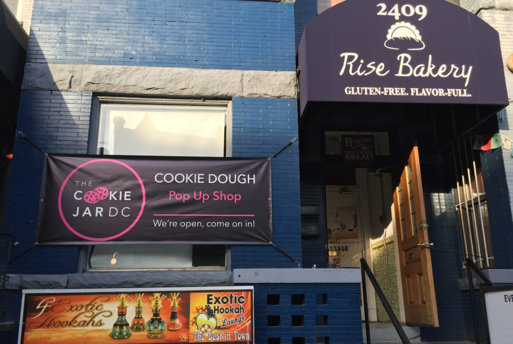 The Cookie Jar Dc Extraordinary The Cookie Jar DC Offers Specials For National Cookie Dough Day
