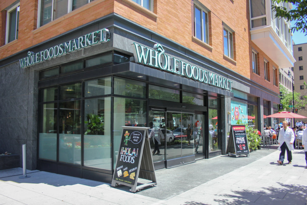 Amazon to lower prices at Whole Foods starting Monday
