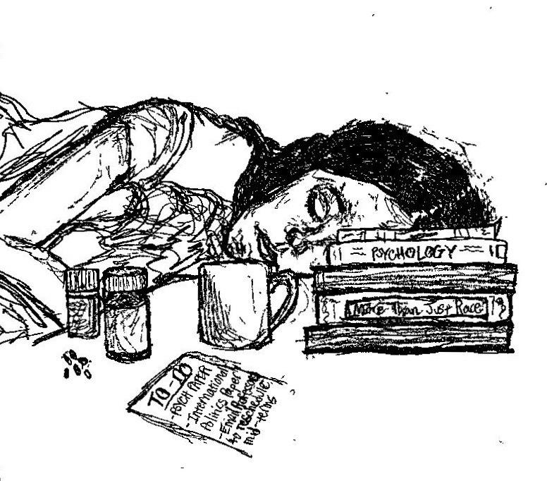 Cartoon by Emily Venezky
