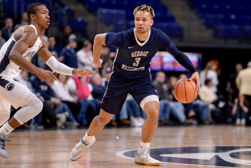 Penn State overpowers men's basketball in decisive first half