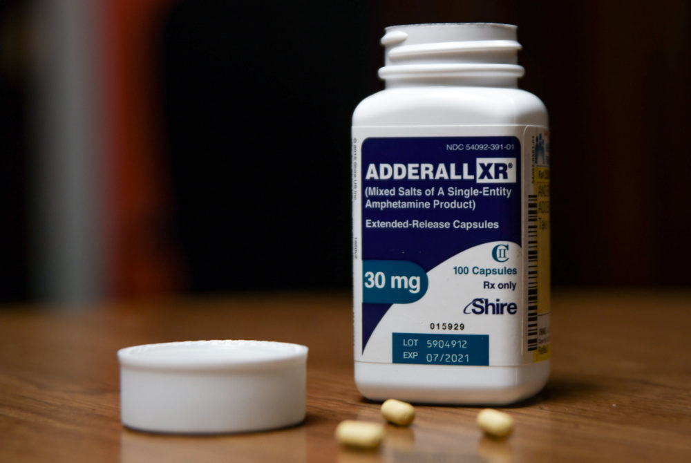 Adderall and viagra