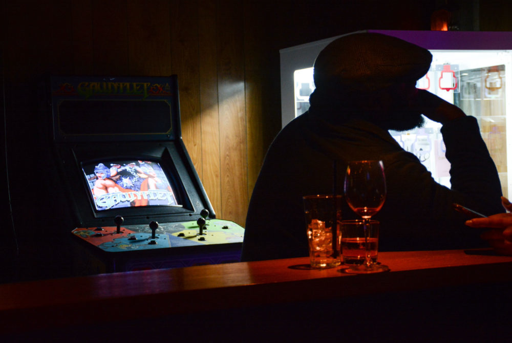 New Bar With 1980s Arcade Games Opens On 14th Street The