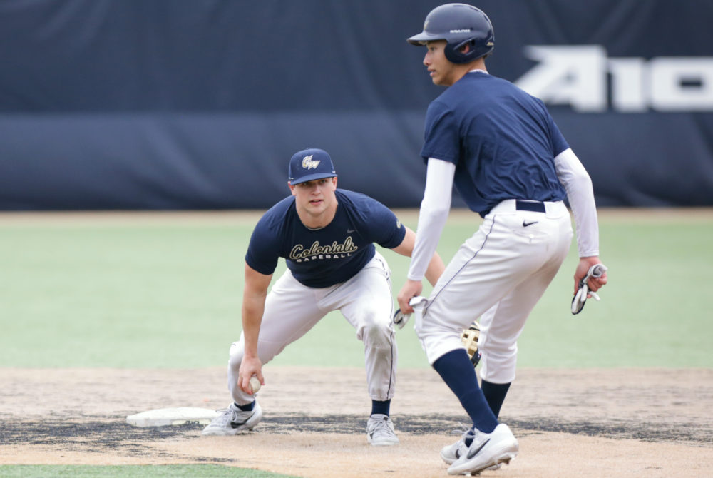 Baseball looks to 'recharge' fielding lineup with untested