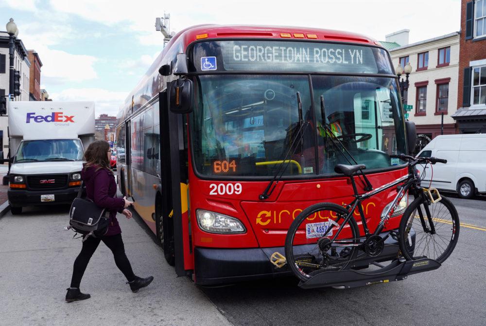 Free DC Circulator rides increase accessibility, local