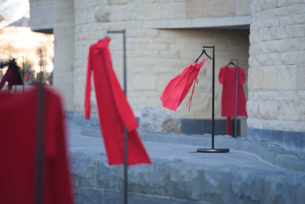 New art installation highlights missing and murdered