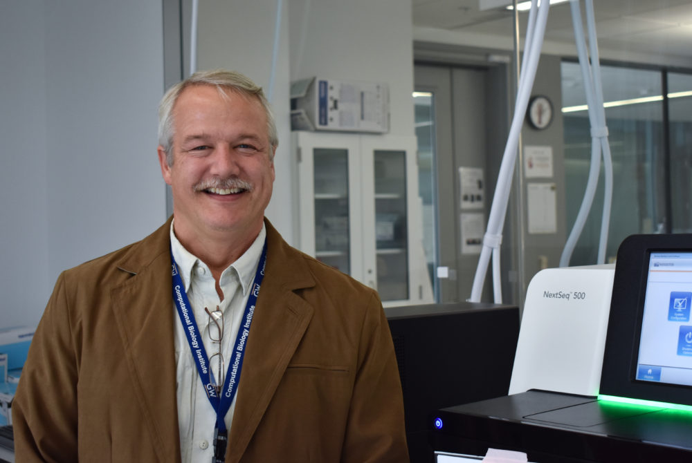 Keith Crandall, a faculty mentor to students who presented at Research Days, said other presenters' projects will encourage students to conduct research.