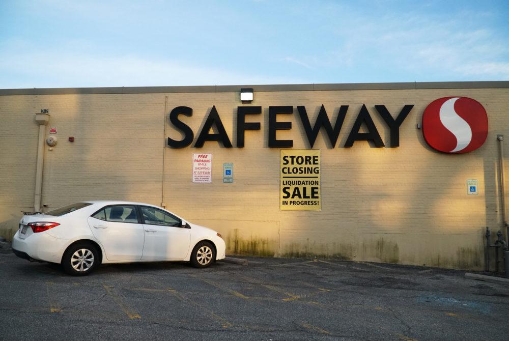 Closure of MacArthur Boulevard Safeway sparks food access