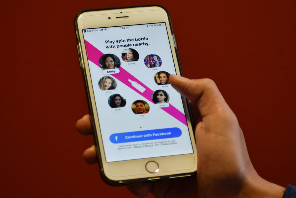 New dating app allows users to video chat with potential matches