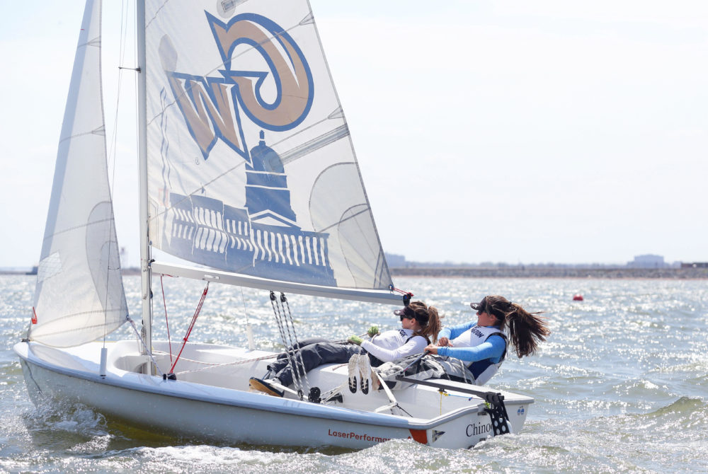 The Colonials took fourth place at the national regatta – their highest finish in program history.